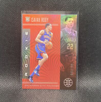 Isaiah Roby Rookie 2019-20 Illusions Ruby Numbered 043/199 #174 OKC Thunder