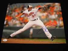 Kevin Gausman Autographed Baltimore Orioles 11x14 Photo LSU EXACT PROOF/ JSA