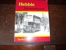 Hebble Buses