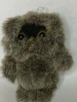 Mookiee the Ewok Star Wars Plush Toy 1983 Kenner Doll Return Of Jedi Free Ship