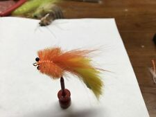 saltwater flies,Tarpon toad Gamakatsu size 2/0 Tarpon,Snook