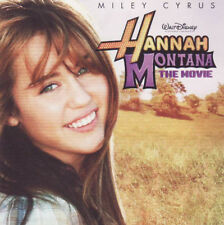 Hannah Montana / Miley Cyrus ‎CD Hannah Montana The Movie - Europe (M/M - Scellé