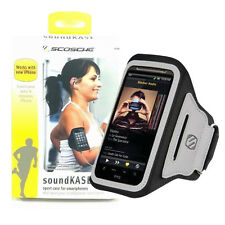Scosche SoundKase Sport Armband Case For iPhone Smartphones - iPhone - Samsung