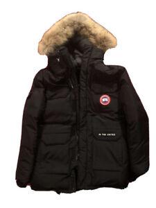 Canada Goose Expedition Parka Mens Size M Black