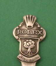 Rolex Souvenir Spoon/Demitasse Sized /Lucerne, Switzerland
