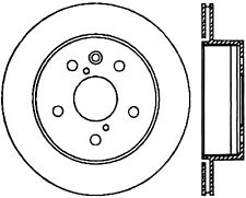 StopTech for 06-09 Lexus IS350 / 07-11 GS350 2WD Drilled Right Rear Rotor - st12