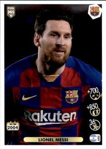 Panini Fifa 365 2021 : Sticker 5 - Lionel Messi