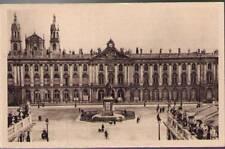(y4y) Postcard: Nancy, Place et Statue de Stanislas