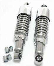 Universal für Harley Davidson Stoßdämpfer progressiv einstellbar tiefer Motorrad