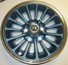 1979 AMC Concord Spirit Pacer Used Starboard Blue hub cap wheel cover 3234730
