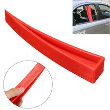 Automotive Plastic Air Pump Wedge Car Window Doors Emergency Entry Tools Kit Red