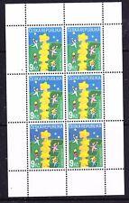 Europa Cept 2000 Czech Republic 1v sheetlet ** mnh (A1817)