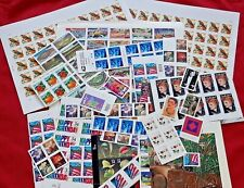 Postcard 35¢ Combo: 100 Assorted Mixed Designs Pieces of 34¢ & 100 of 1¢ stamps