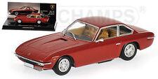 1:43 Minichamps Lamborghini Islero 1969 red Musée série limité