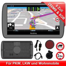 MediaTek 9 Zoll GPS Navi Navigation für Auto LKW PKW Navigationsgerät EU Karte
