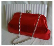 Lulu Guinness Clasp Handbags with Detachable Strap