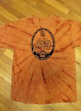 Redwood Brewing Company-American 2003 Gold Medal-Cream Stout-Tie-Dye T-Shirt(L)