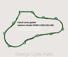 Honda TRX 250 R  2-stroke 1986-89 Clutch Cover Gasket repl OEM# 11395-HA2-306