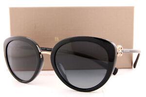 Brand New BVLGARI Sunglasses BV 8226B 501/T3 Black/Gray Gradient For Women