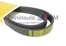 BMW Ribbed V-Belt 6PK1660 Water Pump/Alternator E36 M42 M43 11281247986