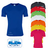AWDis COOL T-SHIRT WICKABLE SPORT RUNNING GYM LIGHTWEIGHT QUICK DRY PERFORMANCE