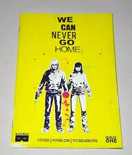 We Can Never Go Home 1 2015 1st Print Black Mask VF/NM