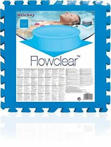 Bestway Pool Cover 20x20 Inches - 8 in a pack