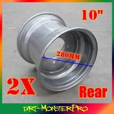 Painted Motorcycle Rims