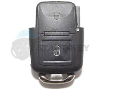 VW Seat Skoda Schlüssel 2Tasten Gehäuse Fabia Golf 4 Polo Sharan Alhambra TDI