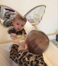 Modern Cute Acrylic Mirror Wall Sticker Decal Children Kids Room Art Home Decor Butterfly
