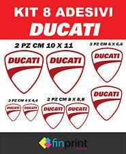 adesivi scudetto DUCATI corse monster multistra 1098 999 749 916 998 748 996