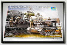 Trumpeter Model kit 1/35 German Panzer.IV Fahrgestell #00363
