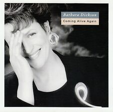 Barbara Dickson: coming Alive Again/CD-Top-stato
