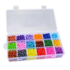 1Set Hama P-together Perler Beads Kids DIY Crafts Bee Model Puzzle Creative