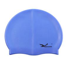 Swimming Cap Waterproof Silicone Swim Pool Hat Adult Men Long Hair Women stretch