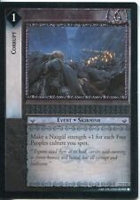 Lord Of The Rings CCG Card RotK 7.U175 Corrupt