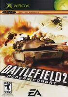 Battlefield 2 Modern Combat XBOX Game Used Complete