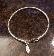 """Pandora Lobster Bracelet 590700HV  7.9""""  NEW"""