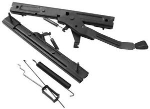 1969-70 Mustang, Cougar Seat Track Assembly Set New Dii