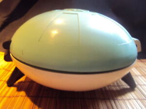 Vintage Sonny Sunlamp, Unique Flying Saucer Design, Federal Republic of Germany