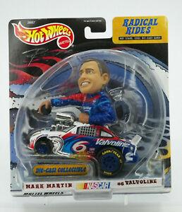 Hot Wheels Radical Rides MARK MARTIN #6 Valvoline 1999 New Free Shipping