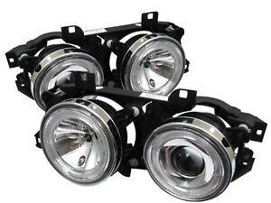 Spyder Auto 5008732 Halo Projector Headlights