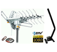 LAVA HD-2605 Antenna, Whole House Outdoor HD/4k Antenna with G3 Box and J-Pole