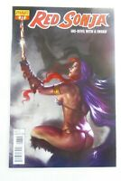 Dynamite RED SONJA (2013) #77 HTF PARRILLO Cover NM (9.4) Ships FREE!