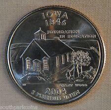 2004-P Uncirculated Iowa Statehood Quarter - Single
