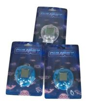 Digapet Virtual Electronic Pet Game Clear & Blue New