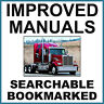 Western Star 4700 4800 4900 5900 6900 Series Truck Service Repair Manual on a CD