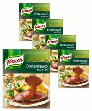 KNORR brown gravy sauce - five (5) bags for you