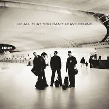 U2 - ALL THAT YOU CAN'T LEAVE BEHIND   (180g LP Vinyl) sealed