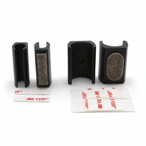 Klemmgleiter Set Filzgleiter für Freischwinger Gleiter passend für Tecta Stühle